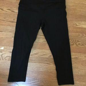 New 90 degree by reflex xl cropped leggings pants